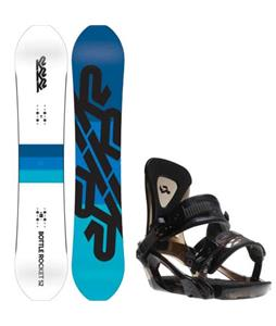 K2 Bottle Rocket Snowboard w/ Ride KX Bindings