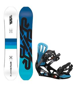 K2 Bottle Rocket Snowboard w/ Rossignol Battle V2 Bindings