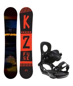 K2 Fuse Snowboard w/ K2 Lien AT Bindings