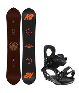 K2 Happy Hour Snowboard w/ K2 Lien AT Bindings