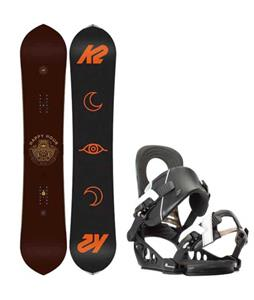 K2 Happy Hour Snowboard w/ K2 Lien FS Bindings