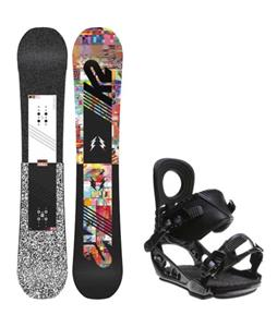 K2 Subculture Snowboard w/ K2 Lien AT Bindings