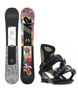 K2 Subculture Snowboard w/ Ride Capo Bindings