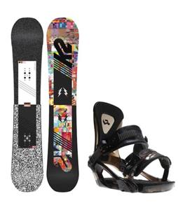 K2 Subculture Snowboard w/ Ride KX Bindings