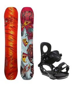 K2 WWW LTD Snowboard w/ K2 Lien AT Bindings