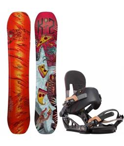 K2 WWW LTD Snowboard w/ K2 Lien FS Bindings