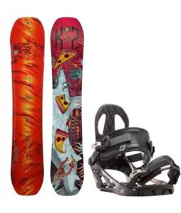K2 WWW LTD Snowboard w/ K2 Sonic Bindings