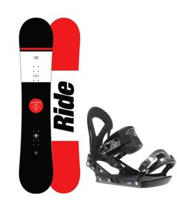 Ride Agenda Snowboard w/ Ride EX Bindings