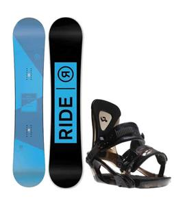 Ride Agenda Snowboard w/ Ride KX Bindings
