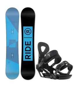Ride Agenda Snowboard w/ Ride LX Bindings