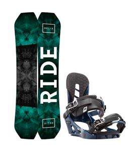 Ride Helix Snowboard w/ K2 Indy Bindings
