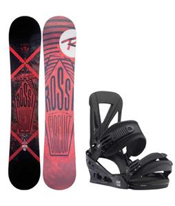 Rossignol Circuit Amptek Snowboard w/ Burton Custom Re:Flex Bindings