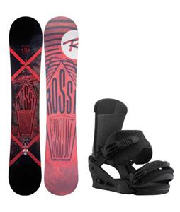 Rossignol Circuit Amptek Snowboard w/ Burton Freestyle Re:Flex Bindings