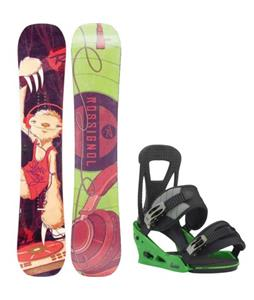 Rossignol Retox Amptek Snowboard w/ Burton Freestyle Re:Flex Bindings