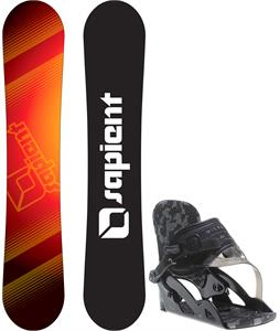 Sapient Zeus Jr Snowboard w/ Ride Micro Bindings