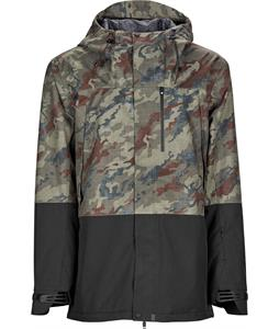 Bonfire Control Stretch Snowboard Jacket