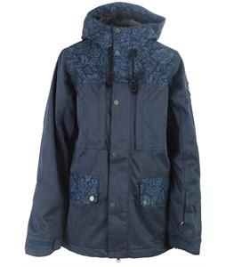 Bonfire Essence Print Snowboard Jacket