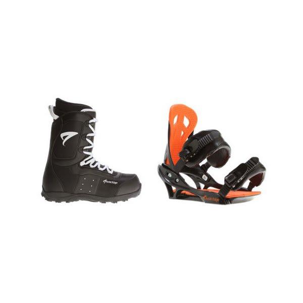 Arctic Edge Snowboard Boots W / Arctic Edge Team Bindings Black U.S.A. & Canada