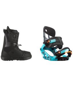 Burton Moto LTD Boots w/ K2 Hurrithane Bindings