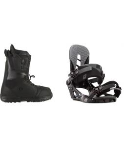 Burton Moto LTD Boots w/ K2 Indy Bindings