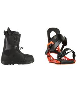 Burton Moto LTD Boots w/ K2 Lien AT Bindings
