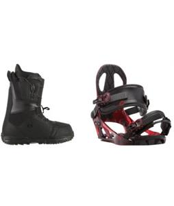 Burton Moto LTD Boots w/ K2 Sonic Bindings