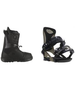 Burton Moto LTD Boots w/ Ride Capo Bindings
