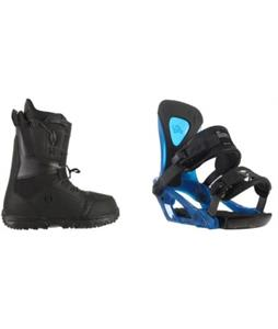 Burton Moto LTD Boots w/ Ride KX Bindings