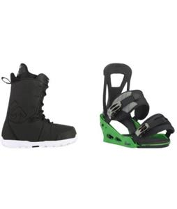Burton Transfer Boots w/ Burton Freestyle Re:Flex Bindings