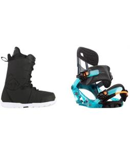 Burton Transfer Boots w/ K2 Hurrithane Bindings