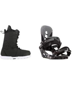 Burton Transfer Boots w/ K2 Indy Bindings