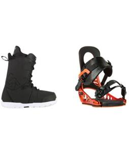Burton Transfer Boots w/ K2 Lien AT Bindings