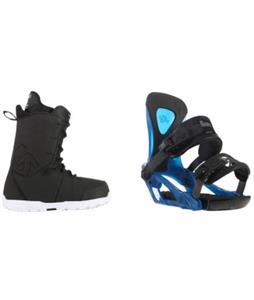 Burton Transfer Boots w/ Ride KX Bindings