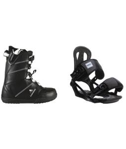Chamonix Lognan Boots� w/ Head NX One Bindings