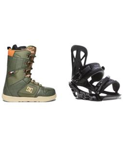 DC Phase Boots 2018 w/ Rome United Bindings