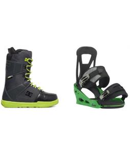 DC Phase Boots w/ Burton Freestyle Re:Flex Bindings