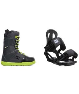 DC Phase Boots w/ Head NX One Bindings