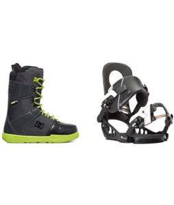 DC Phase Boots w/ K2 Lien FS Bindings