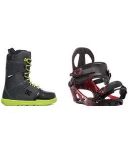 DC Phase Boots w/ K2 Sonic Bindings