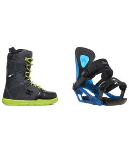 DC Phase Boots w/ Ride KX Bindings