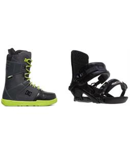 DC Phase Boots w/ Ride Rodeo Bindings