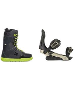 DC Phase Boots w/ Rome Arsenal Bindings