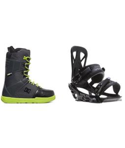 DC Phase Boots w/ Rome United Bindings
