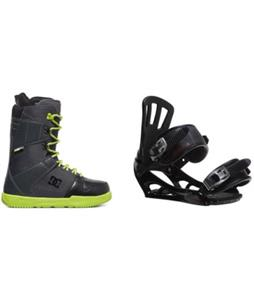 DC Phase Boots w/ Rossignol Battle V1 Bindings