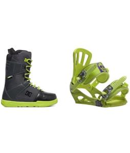 DC Phase Boots w/ Rossignol Battle V2 Bindings