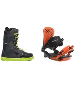 DC Phase Boots w/ Rossignol Cuda V2 Bindings