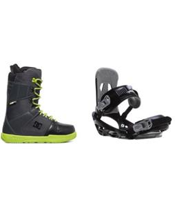 DC Phase Boots w/ Sapient Stash Bindings
