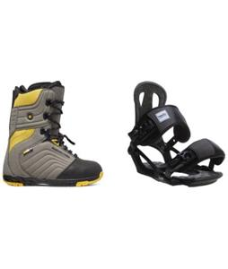 DC Scendent Boots w/ Head NX One Bindings