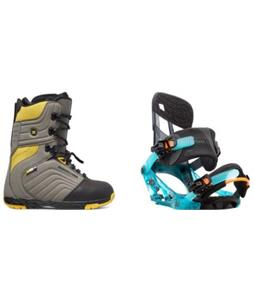 DC Scendent Boots w/ K2 Hurrithane Bindings