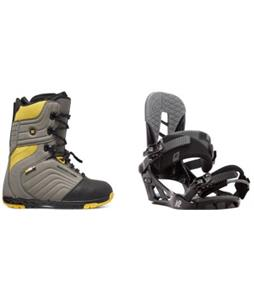 DC Scendent Boots w/ K2 Indy Bindings